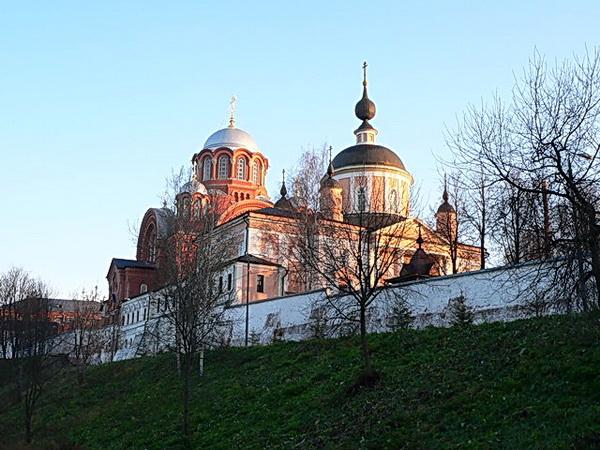 Покровский Хотьковский женский монастырь